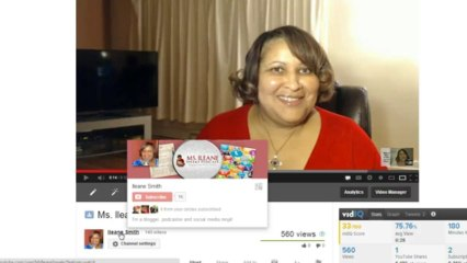 YouTube SEO Tips Hover Cards and VidIq Stats