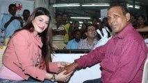 Kainaat Arora Celebrates Raksha Bandhan With Cancer Patients !