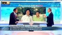 Politique Première: les écologistes débattent de leur influence dans le gouvernement - 22/08