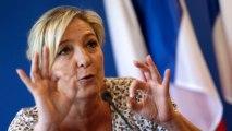 """Marine Le Pen : """"C'est la dictature des délinquants"""""""