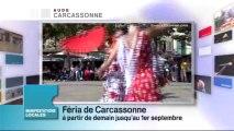 Agenda Sortir France 3 Languedoc-Roussillon du mercredi 28 août 2013