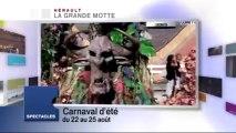 Agenda Sortir France 3 Languedoc-Roussillon du mercredi 21 août 2013