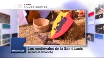 Agenda Sortir France 3 Languedoc-Roussillon du jeudi 22 août 2013