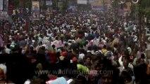 Allahabad maha kumbh mela-Shivratri-Shahi snan-hdc-tape-10-31