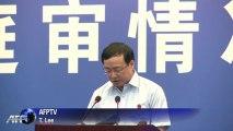 Chine: Bo Xilai apparaît combatif dans son procès très orchestré