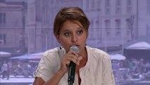 Plénière «Droits des femmes : le combat continue !» : Najat Vallaud-Belkacem