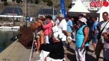 Retour sur les métiers d'antan avec La Granvillaise - Festival Voiles de travail