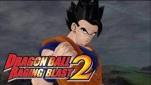 Dragon Ball Raging Blast 2 - Gohan Ultime VS Cell Parfait