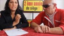 """""""Ce n'est Pas une Crise Mais un Hold-up""""!!_Bruno Boulefkhad et Farida Belghoul lancent une action populaire."""