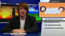 Hard News 08/22/13 - Elder Scrolls Online, Game Grumps, Gran Turismo - Hard News Clip