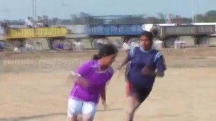 Raider Point 04 - FreeStyle Girls Kabaddi Tournament 2013 Match 08