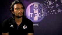 La primera entrevista d'Abel Aguilar, nuevo jugador d'el Toulouse Football Club!