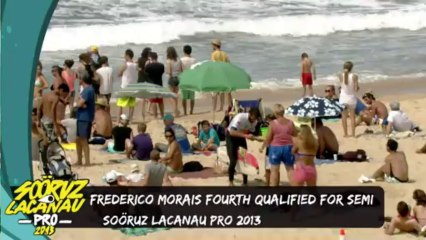 Full Sunday Report - Soöruz Lacanau Pro 2013