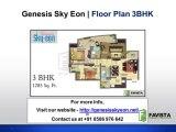 Genesis Sky Eon Call @ 08586976642 in Alwar Bypass Road, Bhiwadi.