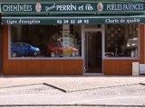 Cheminées Perrin Daniel et fils à Saint-Dié-des-Vosges 88