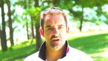 Interview de Jérôme Déchamp chef de secteur homme poids léger