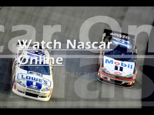 Nascar Tv Stream