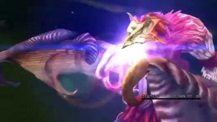 Vidéo de comparaison  de Final Fantasy X | X-2 HD Remaster