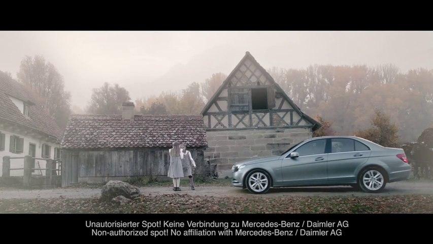 Pub censurée Mercedes-Benz