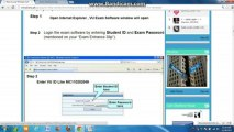 How to use Virtual University VU Exam Software and attempt Midterm - Final Term Exam for Semester Spring -Fall Step by Step Procedure Part 1 by www.virtualians.pk