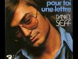 """Daniel SEFF, """"pour Toi une lettre"""" (1973)"""