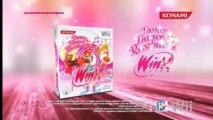 Winx Club Wii Spiel-Dance Dance  Revolution Trailer