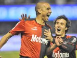 Le superbe but de David Trezeguet avec Newell's !