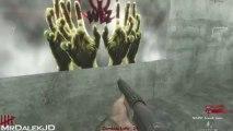 """""""COD4 Nostalgia!"""" - Shipment Zombies with Yoteslaya! #1 (CoD WaW Custom Zombies)"""