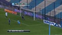 Gol Rolle. Racing 0 Arsenal 1. Torneo Inicial 2013. Fecha 4. Fútbol Para Todos