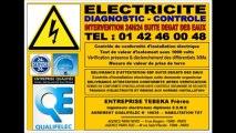 ELECTRICIEN SUR PARIS 9eme - TEL 0142460048 - INTERVENTIONS URGENTES 24H/24 - 7J/7 - 9 rue Bergere - 75009 - PARIS