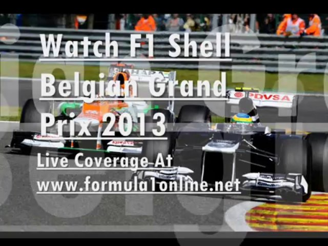 Formula One Streaming Online
