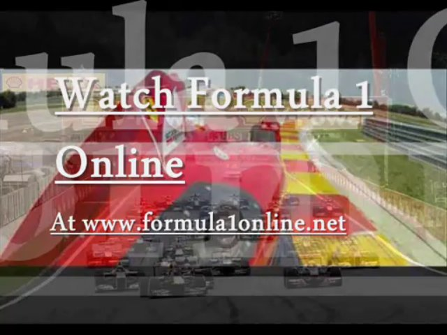 Formula One SHELL BELGIAN GP Online