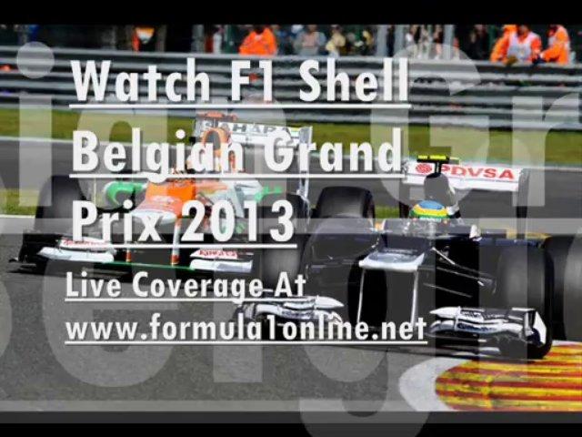 Live Formula One Stream