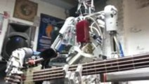 "Robots Playing Motorhead's ""Ace of Spades"""