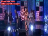 Ariana Grande The Way Baby I live performance MTV VMA 2013