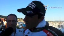 "Tour d'Espagne 2013 - Fabian Cancellara : ""Mon travail, donner le maximum"""