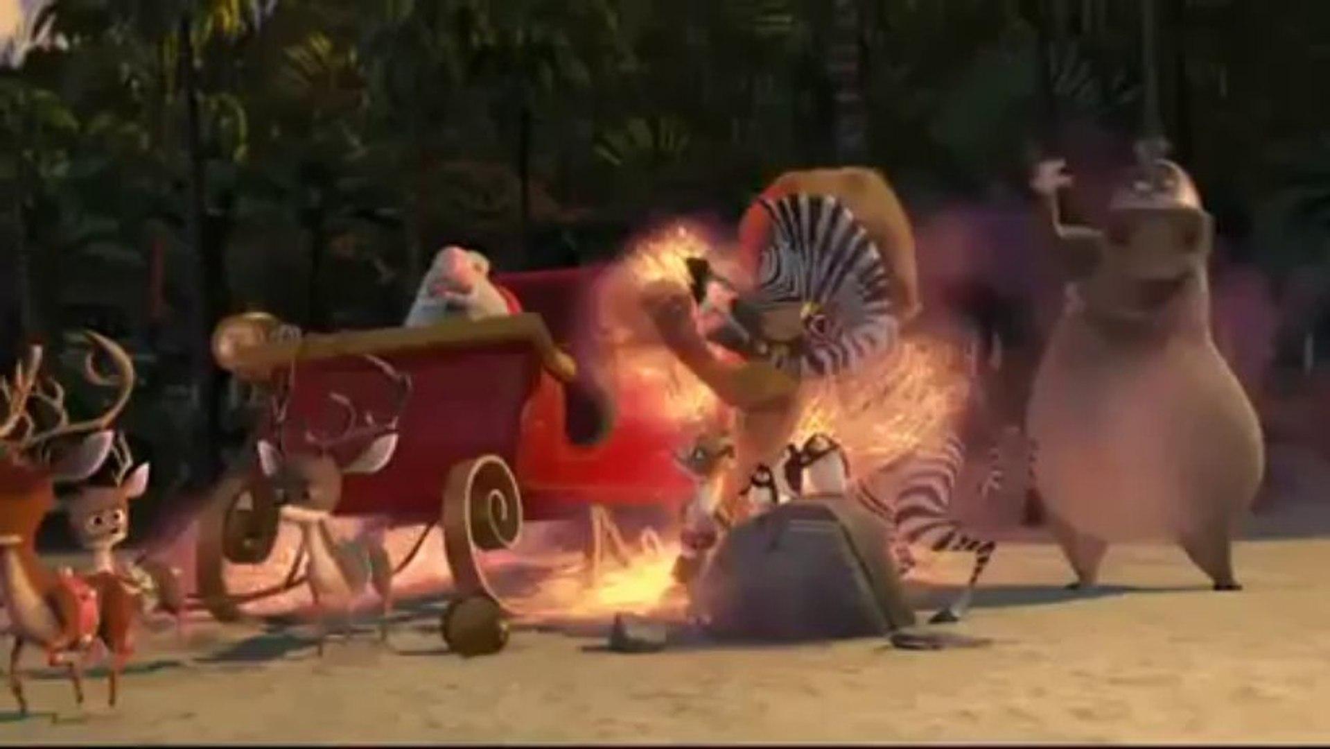 Madagascar Feliz Navidad Video Dailymotion