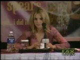 Britney Spears- Britney eres bisexual?  ( conferencia del album oops i did it again 2000)