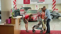 "Toyota's ""Jan"" Laurel Coppock - Commercial Stars"