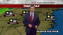 East Central Forecast - 08/24/2013