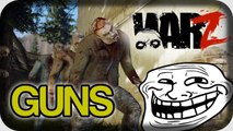 The WarZ - Post Office & gun locations - GUNS GUNS GUNS!!!! :D - Let's Play Part 3