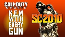 Call of Duty: Ghosts | K.E.M Strike With Every Gun | Episode #1 SC-2010