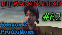 THE WALKING DEAD: SEASON 2 PREDICTIONS [ZOMBIE LEE]