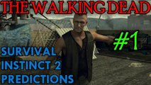 THE WALKING DEAD: SURVIVAL INSTINCT 2 PREDICTIONS + MINI-REVIEW
