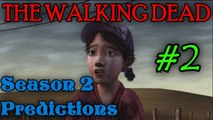 THE WALKING DEAD: SEASON 2 Predictions [Reappearances]