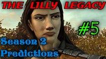 THE WALKING DEAD: SEASON 2 Predictions [Lilly]