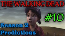 THE WALKING DEAD: SEASON 2 Predictions [Clementine's Safety]
