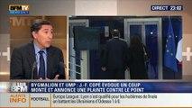 Le Soir BFM: Les accusations de surfacturation contre Jean-François Copé nuisent à l'UMP - 27/02 3/6