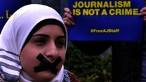 Al Jazeera calls for global support for staff