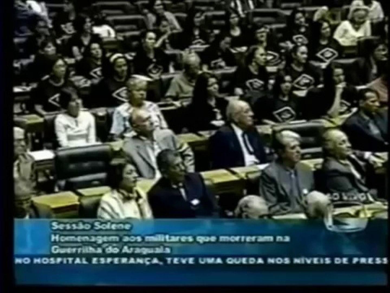 Discurso do Coronel Lício Augusto Maciel na Câmara dos Deputados